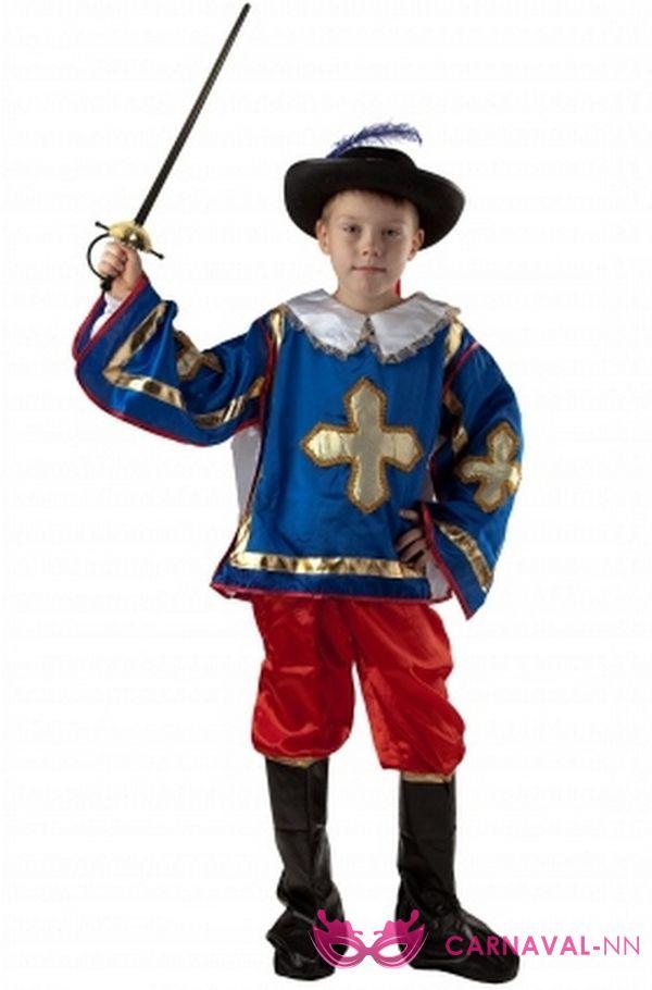 Детский карнавальный костюм Королева Мушкетёров - Купить в Екатеринбурге Детский карнавальный костюм Королева